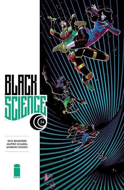 Black Science #34 (2018)