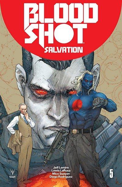 Bloodshot Salvation #5 (2018)