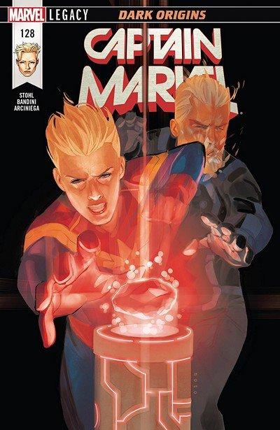 Captain Marvel #128 (2018)
