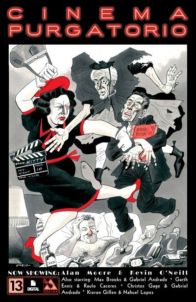 Cinema Purgatorio #13 (2017)