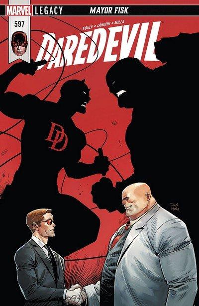 Daredevil #597 (2018)