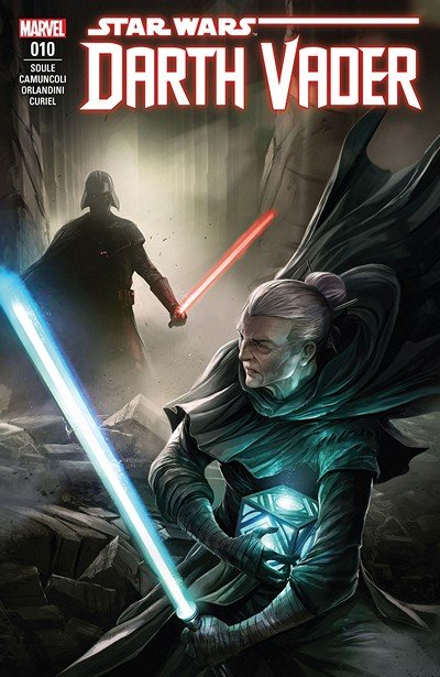 Darth Vader #10 (2018)