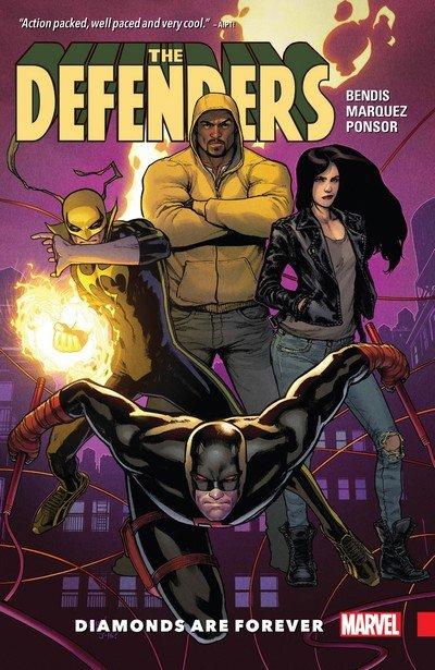 Defenders Vol. 1 – Diamonds Are Forever (TPB) (2017)