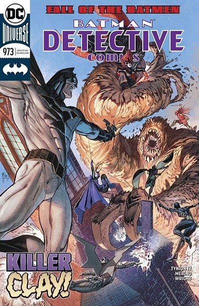 Detective Comics #973 (2018)