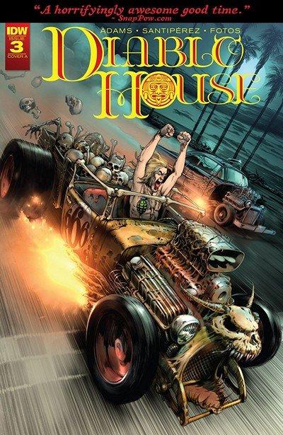 Diablo House #3 (2018)