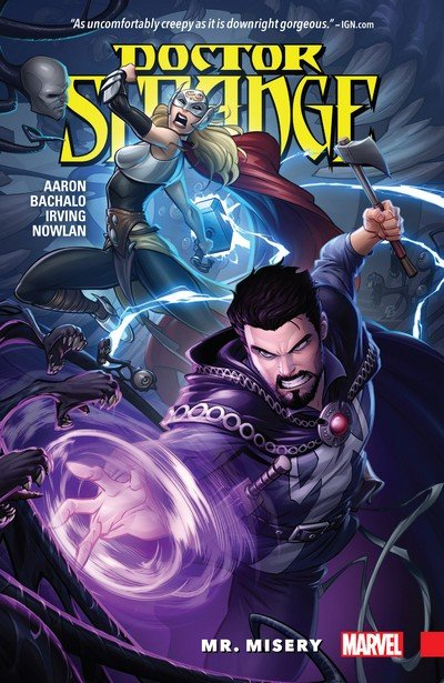 Doctor Strange Vol. 4 – Mr. Misery (TPB) (2017)