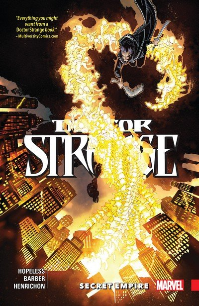 Doctor Strange Vol. 5 – Secret Empire (TPB) (2018)
