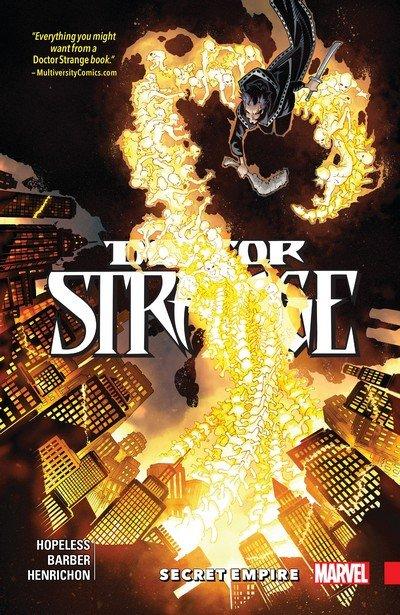 Doctor Strange Vol. 5 – Secret Empire (TPB) (2018)