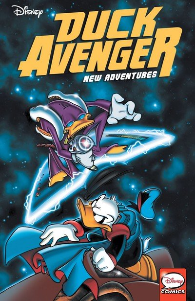 Duck Avenger New Adventures – Book 1 – 2 (2017)