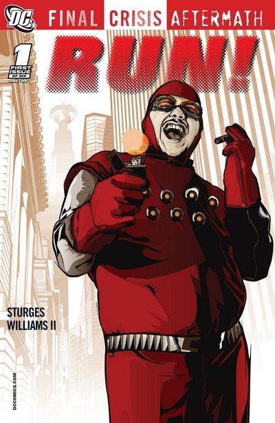 Final Crisis Aftermath – RUN! #1 – 6 (2009)
