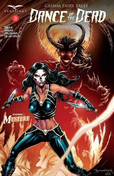 Grimm Fairy Tales Dance Of The Dead #3 (2018)