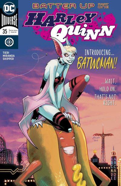 Harley Quinn #35 (2018)