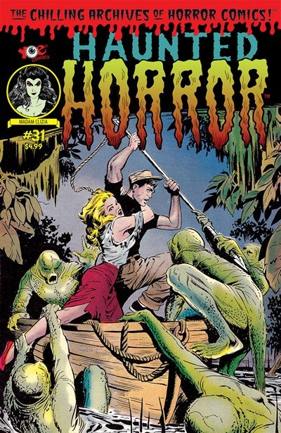Haunted Horror #31 (2017)