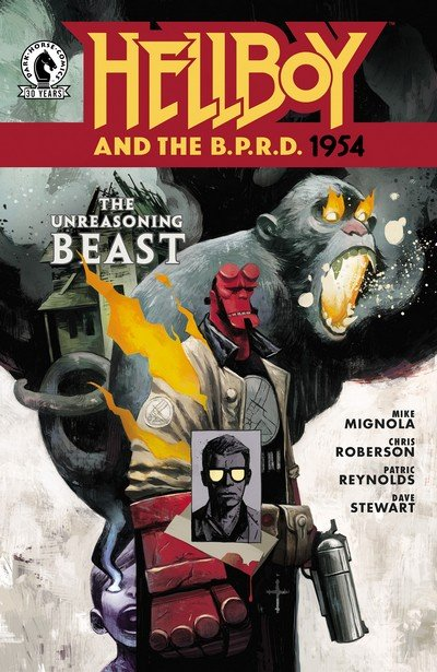 Hellboy and the B.P.R.D. – 1954 – The Unreasoning Beast (2015)