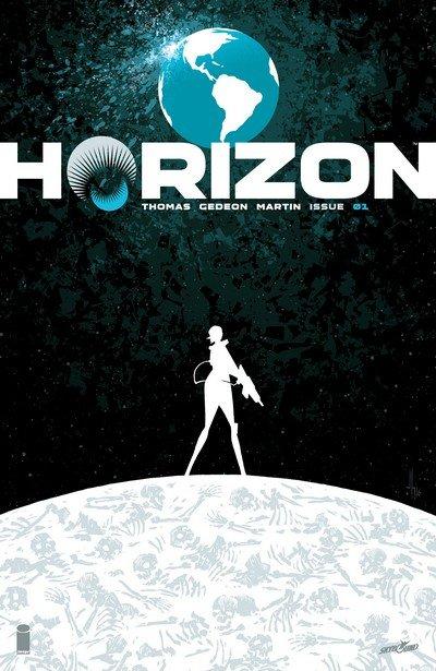 Horizon #1 – 18 (2016-2018)
