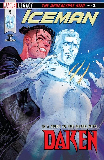 Iceman #9 (2018)