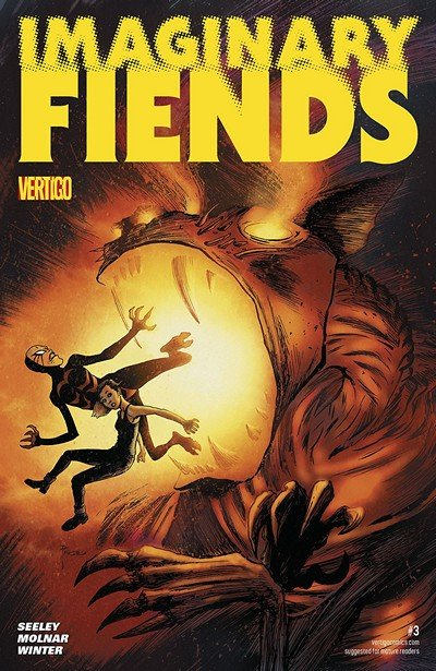 Imaginary Fiends #3 (2018)
