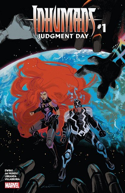 Inhumans – Judgement Day #1 (2018)