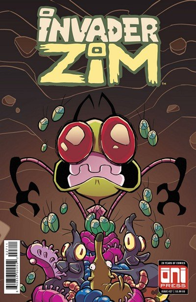 Invader Zim #27 (2018)