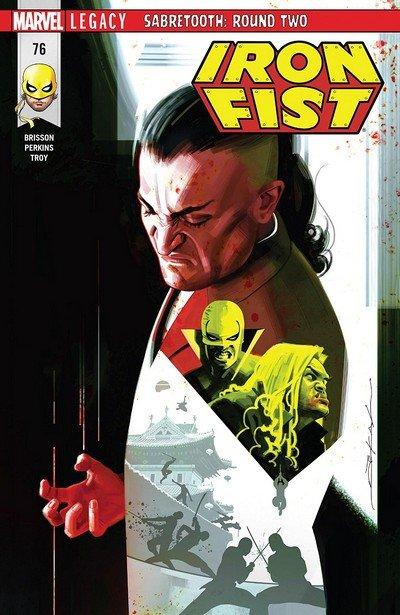 Iron Fist #76 (2018)