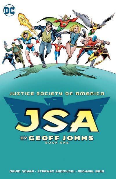 JSA by Geoff Johns Book One (2018)