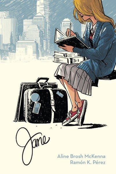 Jane (2017) (Graphic Novel)