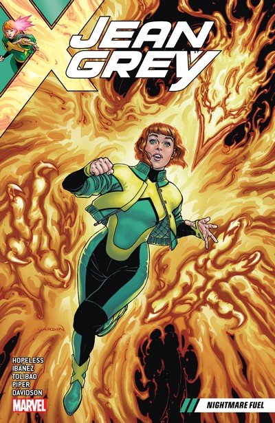 Jean Grey Vol. 1 – Nightmare Fuel (TPB) (2017)