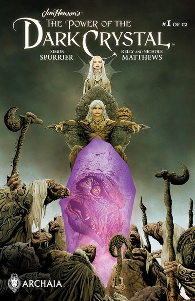 Jim Henson's – The Power of the Dark Crystal #1 – 10 (2017-2018)