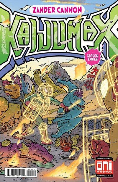 Kaijumax – Season Three #6 (2018)
