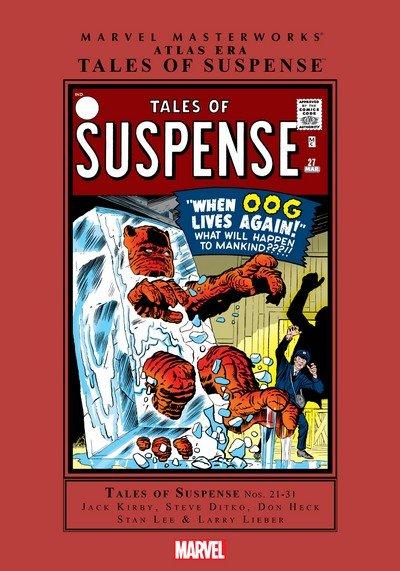 Marvel Masterworks – Atlas Era Tales of Suspense Vol. 3 (TPB) (2010)