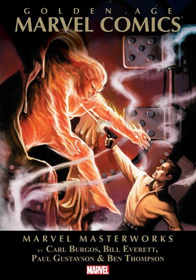 Marvel Masterworks – Golden Age Marvel Comics Vol. 1 – 7 (2004-2012)