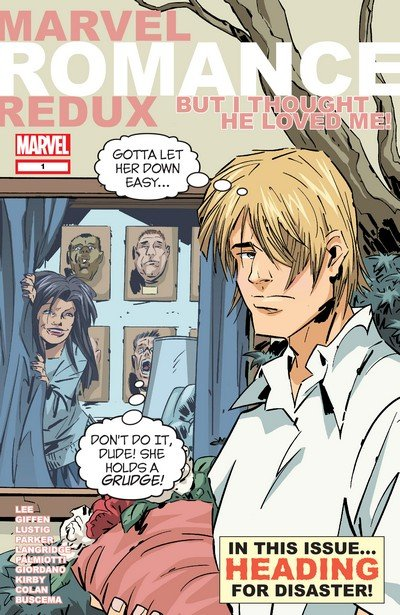 Marvel Romance Redux (Collection) (2006)