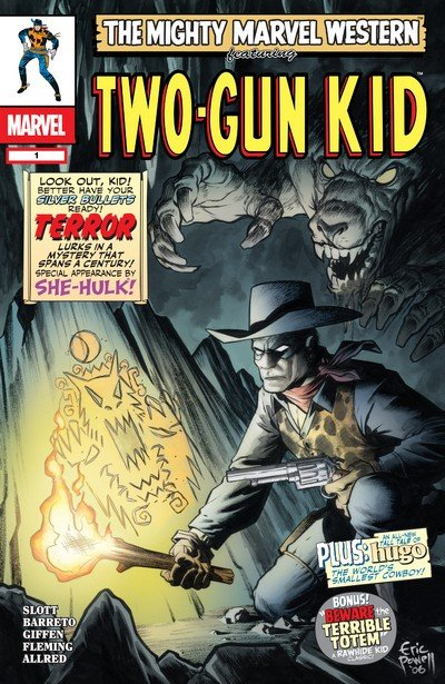 Marvel Western – Two-Gun Kid #1 (2006)