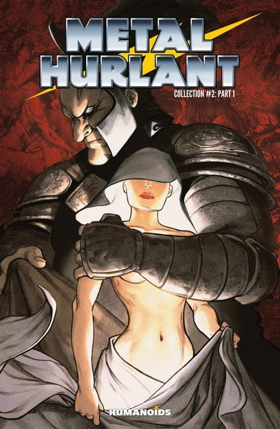 Metal Hurlant Collection 2 Part 1 – 3 (2011)