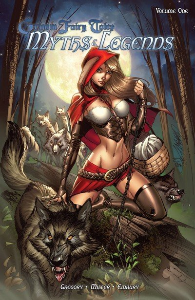 Myths and Legends Vol. 1 – 5 (TPB) (2011-2013)