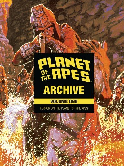 Planet of the Apes Archive Vol. 1 – 3 (TPB) (2017-2018)