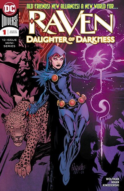 Raven – Daughter Of Darkness #1 (2018)
