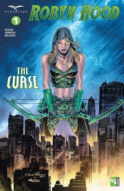 Robyn Hood – The Curse #1 (2018)