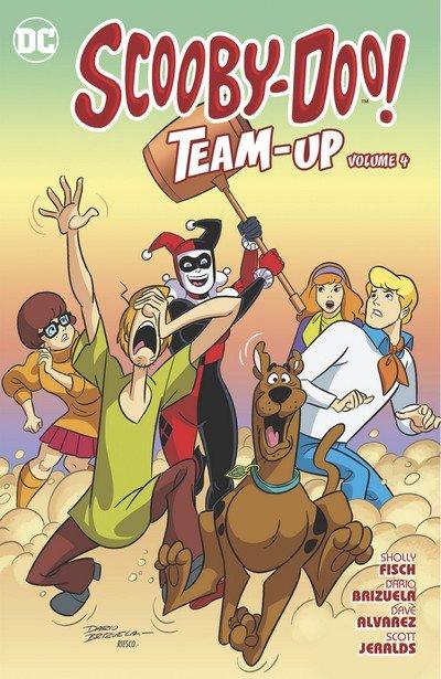 Scooby-Doo Team-Up Vol. 4 (TPB) (2018)