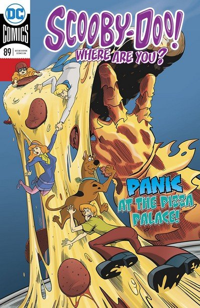 Scooby-Doo Where Are You #89 (2018)