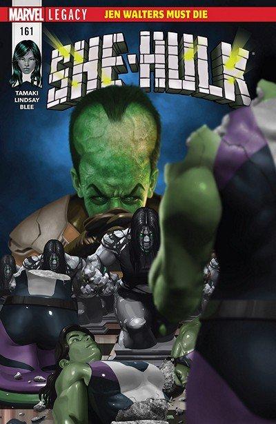 She-Hulk #161 (2018)
