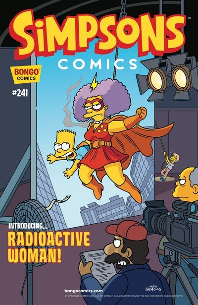 Simpsons Comics #241 (2017)