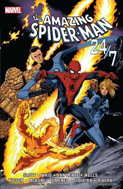 Spider-Man – 24-7 (TPB) (2010)
