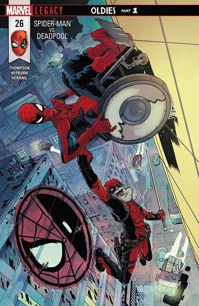 Spider-Man – Deadpool #26 (2018)