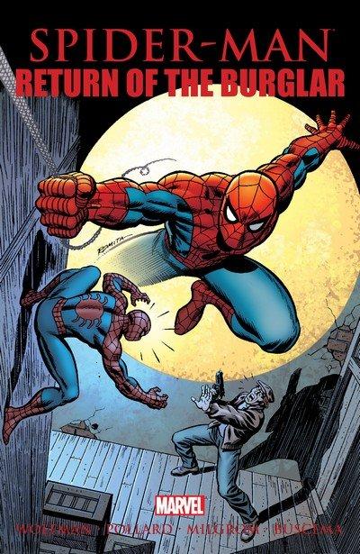 Spider-Man – Return of the Burglar (TPB) (2018)