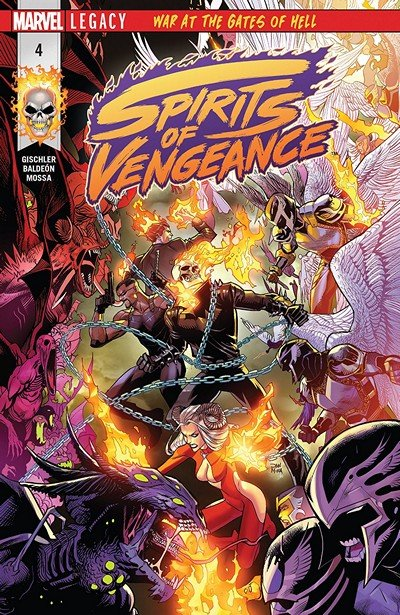 Spirits Of Vengeance #4 (2018)