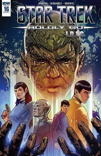 Star Trek – Boldly Go #16 (2018)