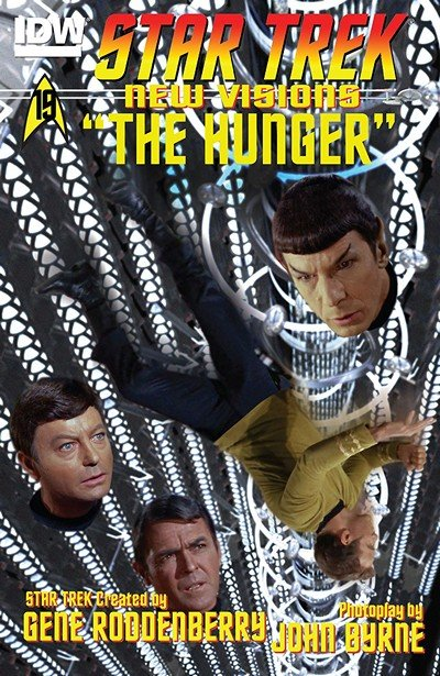 Star Trek New Visions #19 (2017)