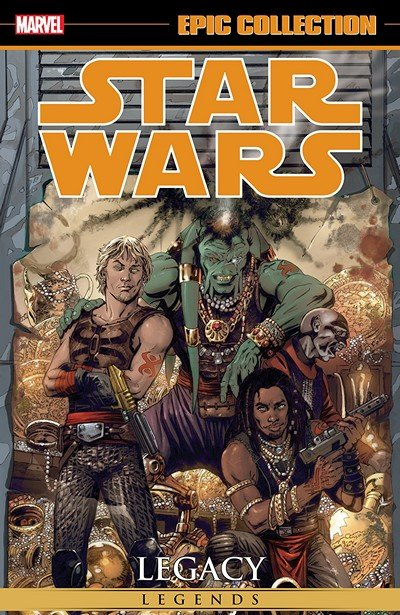 Star Wars Legends Epic Collection – Legacy Vol. 2 (2018)