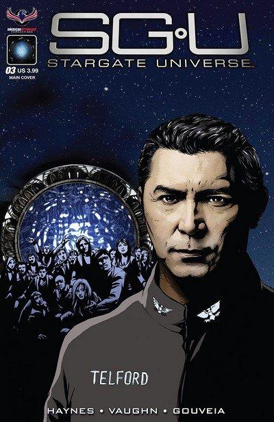 Stargate Universe #3 (2018)